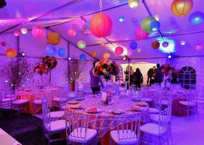 galerie Photos Val de Loir traiteur - un mariage coloré