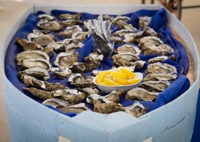 galerie Photos Val de Loir traiteur - bateau d'huîtres