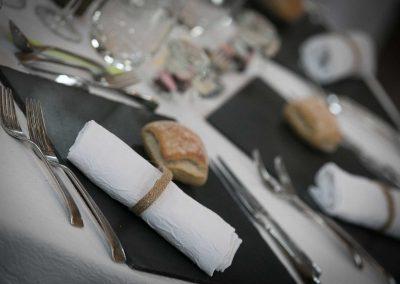 galerie Photos Val de Loir traiteur - mariage table décoration campagne chic